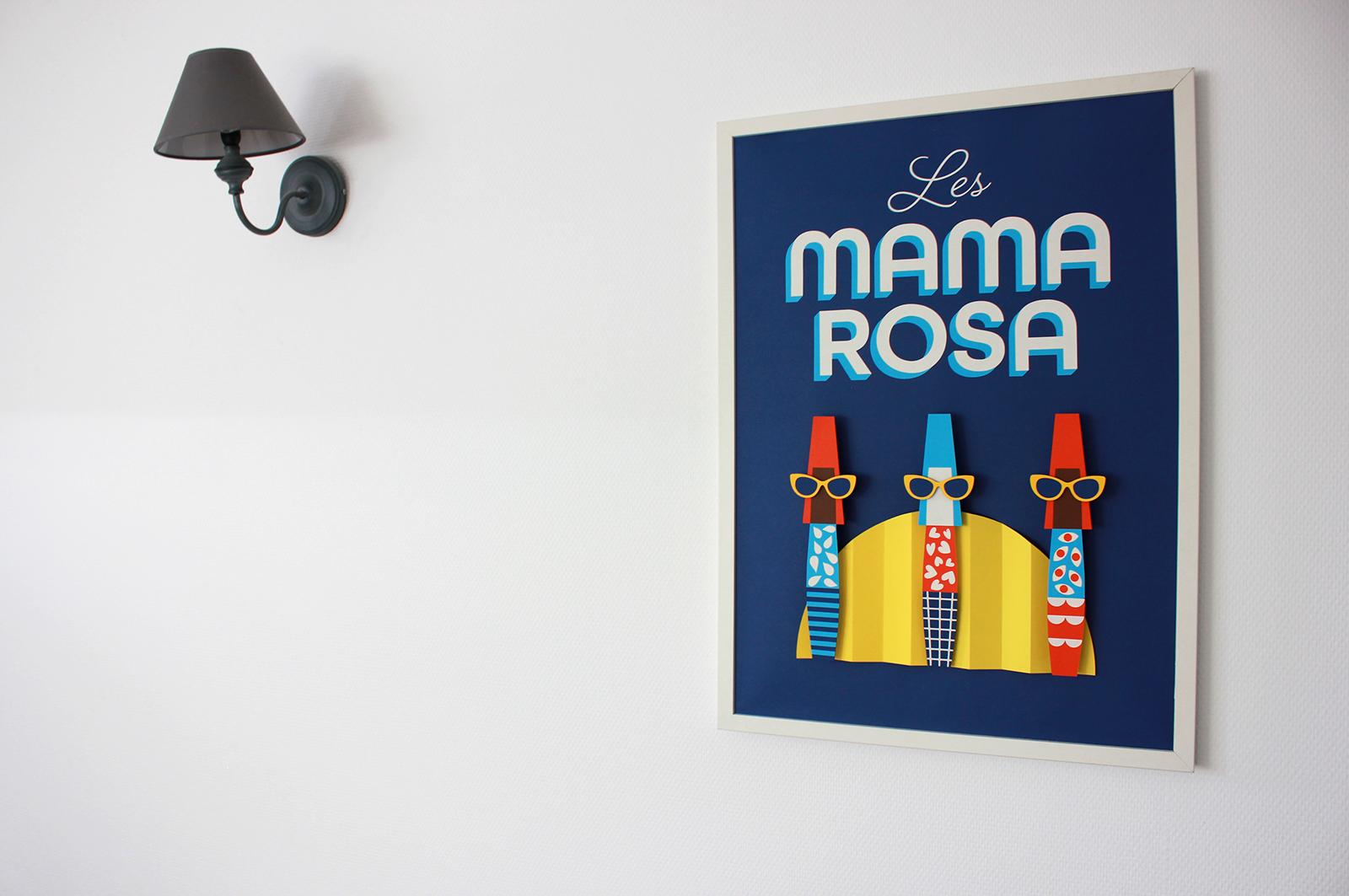 Vitrines fête des mères 2020 — Santa Rosa