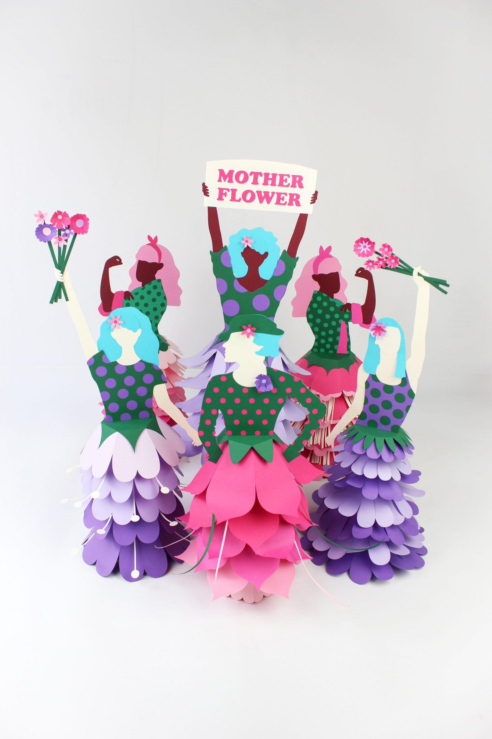Vitrines fêtes des mères 2021